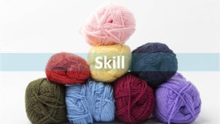 編み物ワークショップで一緒に作品づくり
