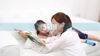 親子向けに英語絵本の読み聞かせを